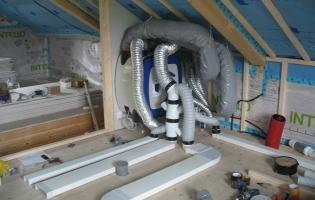 Gauthier Sellier Electricité générale - Installation VMC